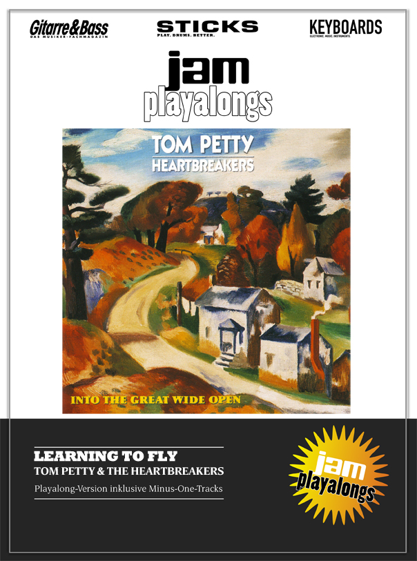 Produkt: Learning To Fly – Tom Petty & The Heartbreakers