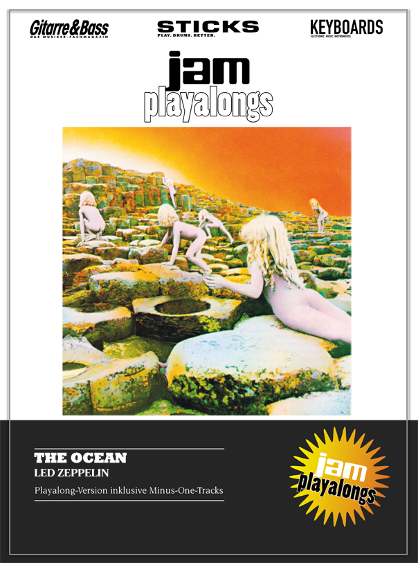 Produkt: The Ocean – Led Zeppelin