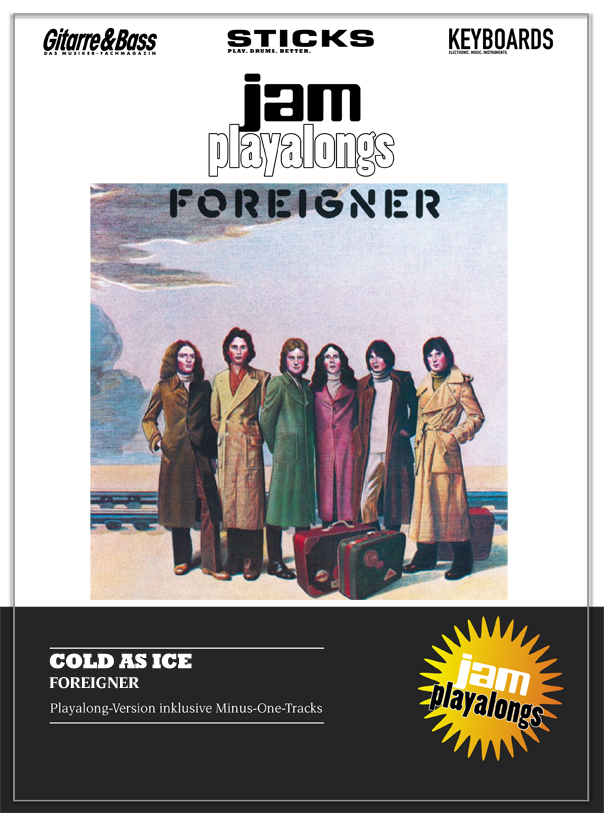 Produkt: Cold As Ice – Foreigner