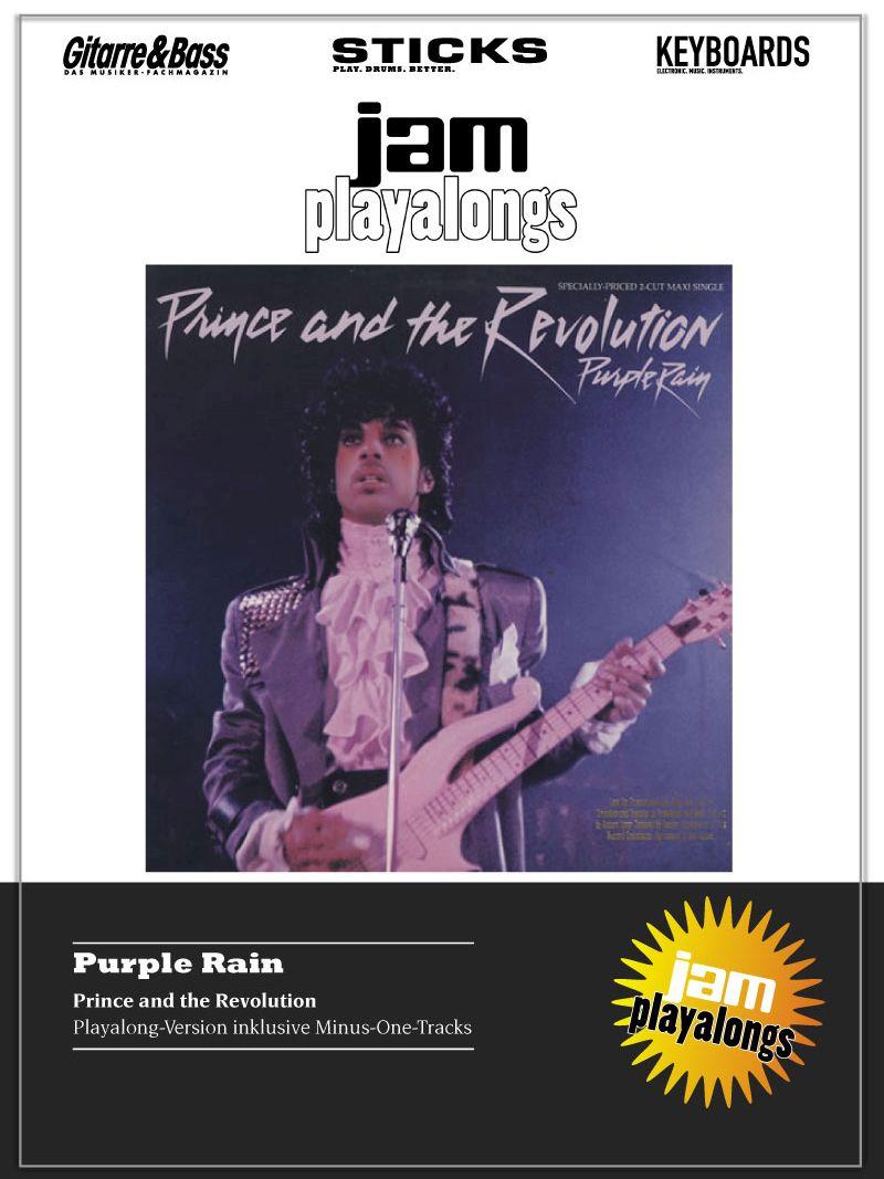 Produkt: Purple Rain – Prince