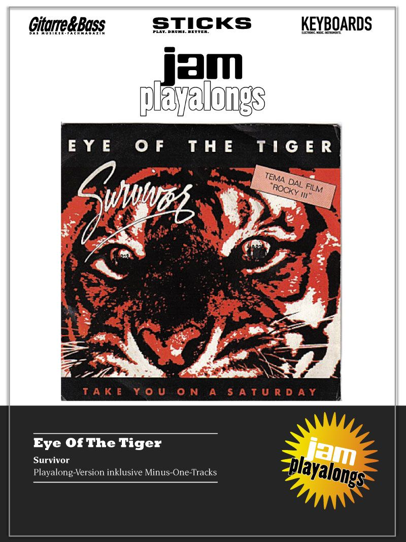 Produkt: Eye Of The Tiger – Survivor