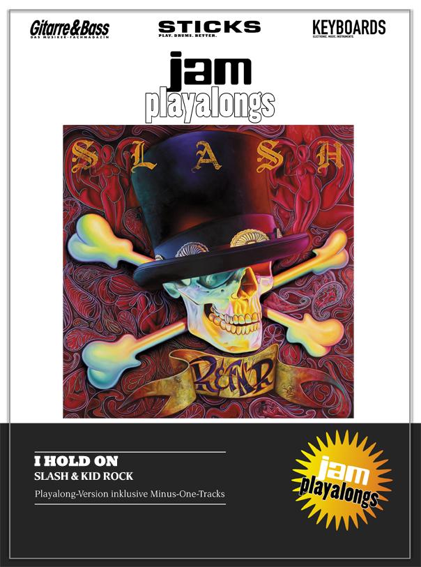 Produkt: I Hold On – Slash & Kid Rock
