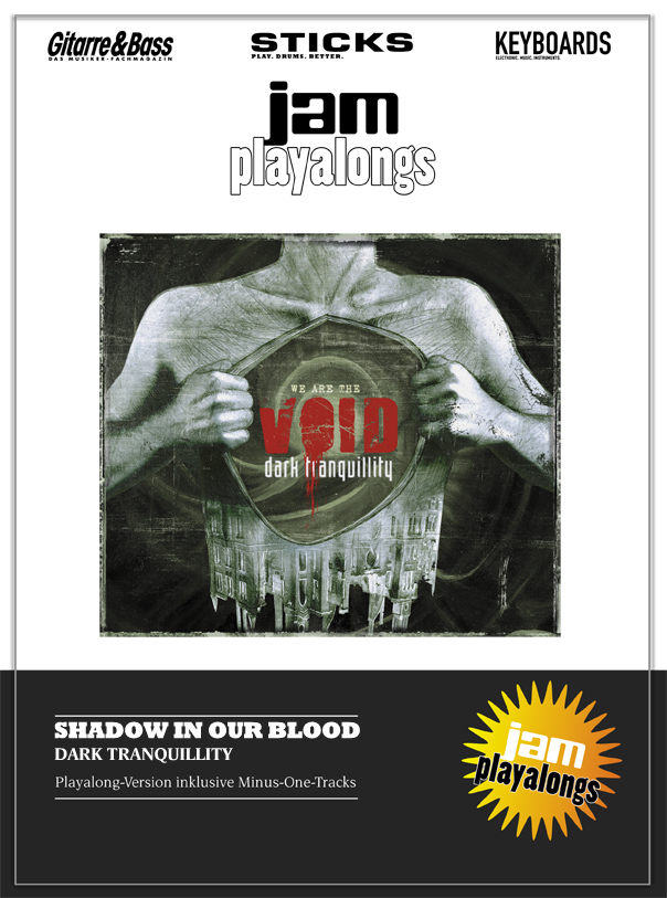 Produkt: Shadow In Our Blood – Dark Tranquillity