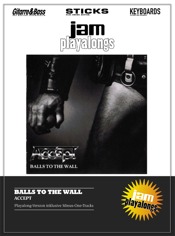Produkt: Balls To The Wall – Accept