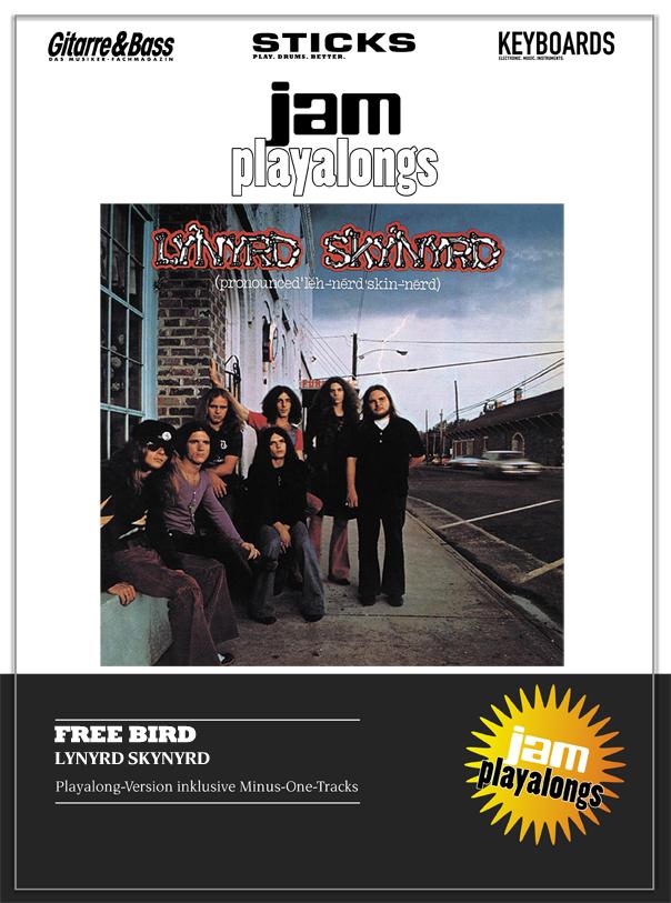 Produkt: Free Bird – Lynyrd Skynyrd