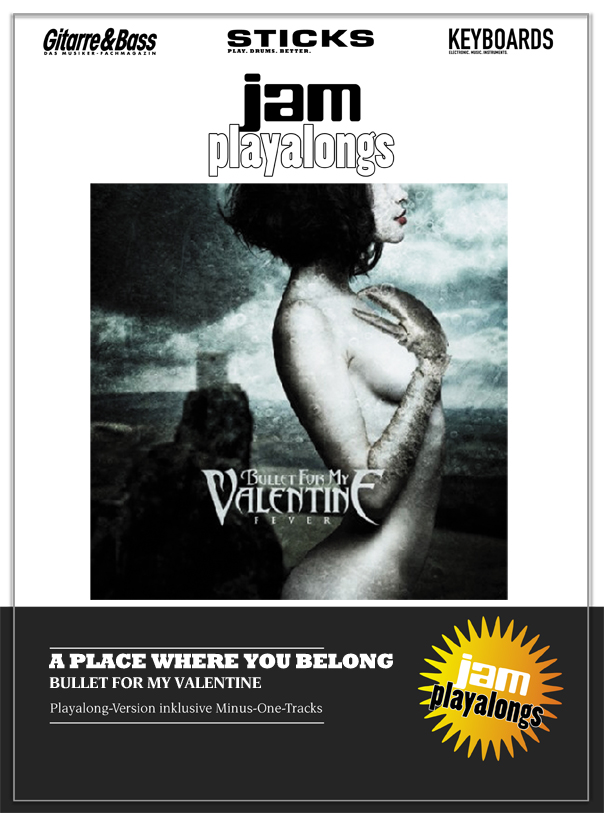 Produkt: A Place Where You Belong – Bullet For My Valentine