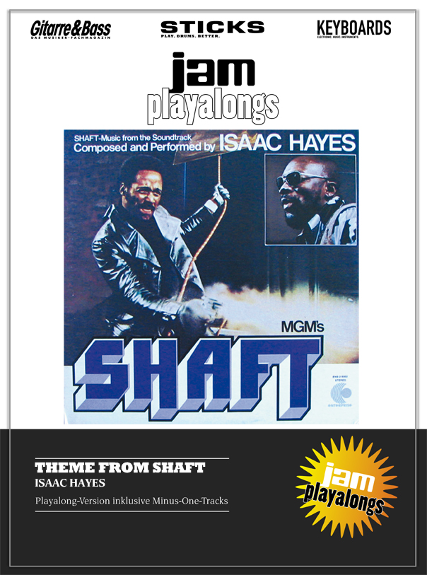 Produkt: Theme from Shaft – Isaac Hayes