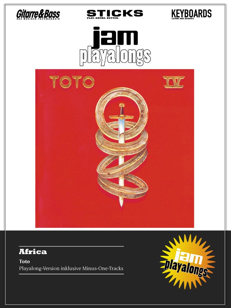 Produkt: Africa – Toto