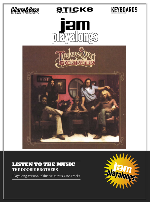 Produkt: Listen To The Music – Doobie Brothers