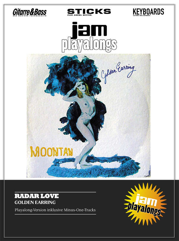 Produkt: Radar Love – Golden Earring
