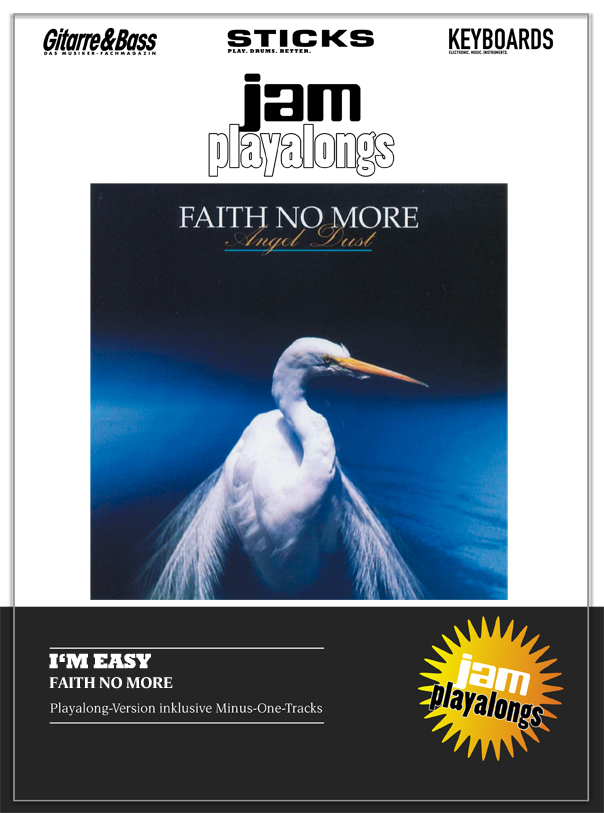 Produkt: I'm Easy – Faith No More