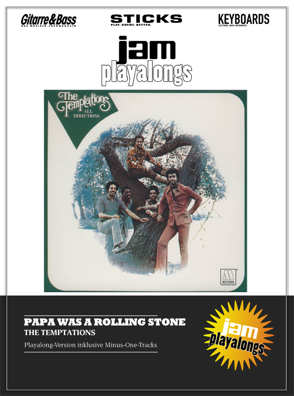 Produkt: Papa Was A Rolling Stone – The Temptations