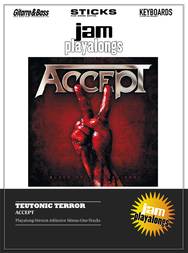 Produkt: Teutonic Terror – Accept