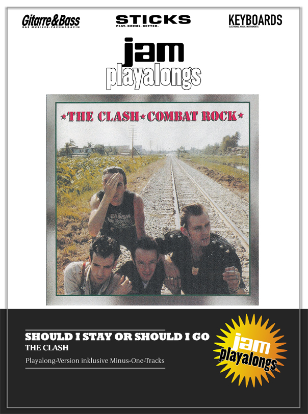 Produkt: Should I Stay Or Should I Go – The Clash