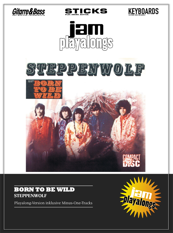 Produkt: Born To Be Wild – Steppenwolf