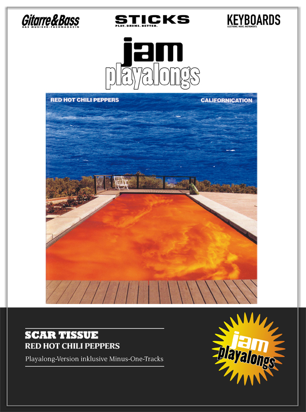 Produkt: Scar Tissue – Red Hot Chili Peppers