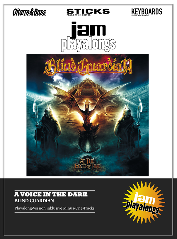 Produkt: A Voice In The Dark – Blind Guardian