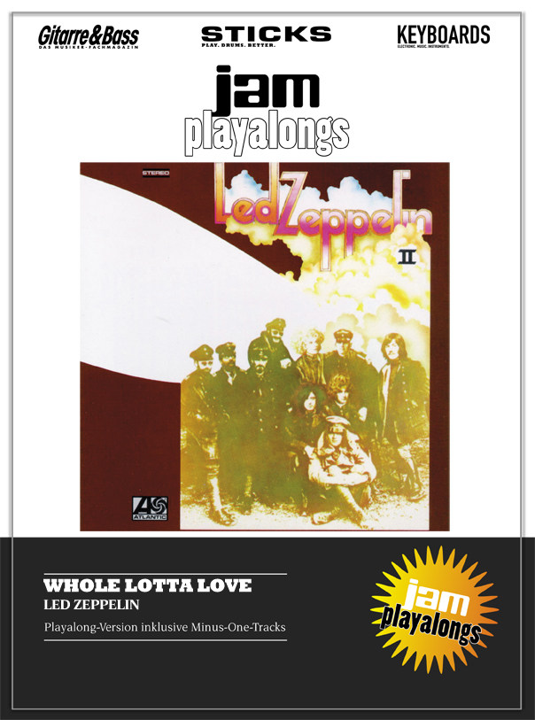 Produkt: Whole Lotta Love – Led Zeppelin