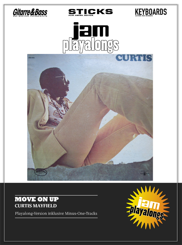 Produkt: Move On Up – Curtis Mayfield