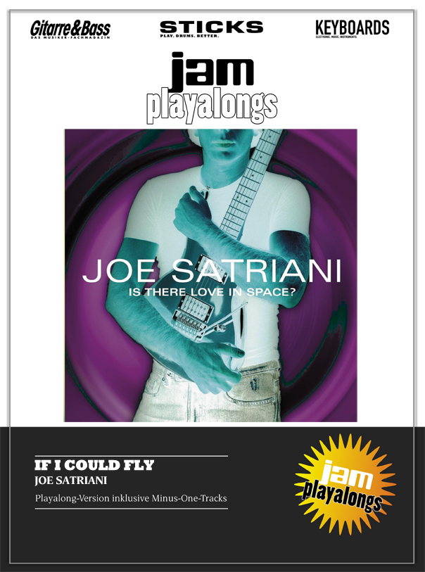 Produkt: If I Could Fly – Joe Satriani