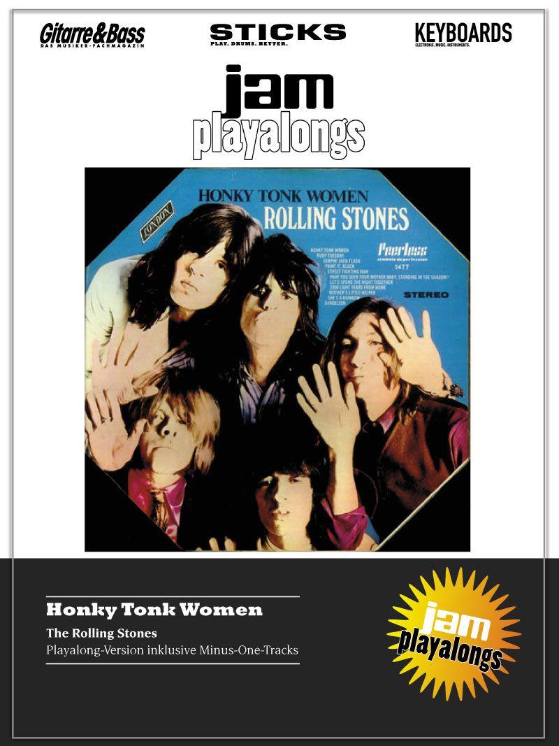 Produkt: Honky Tonk Woman – Rolling Stones