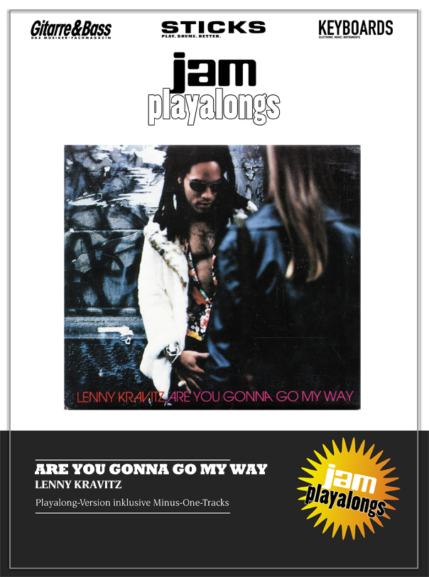 Produkt: Are You Gonna Go My Way – Lenny Kravitz