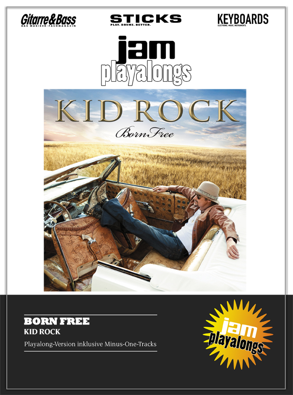 Produkt: Born Free – Kid Rock