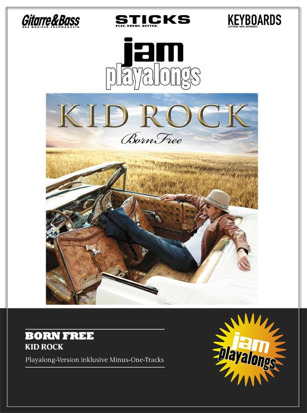 Produkt: Born Free – Kid Rock