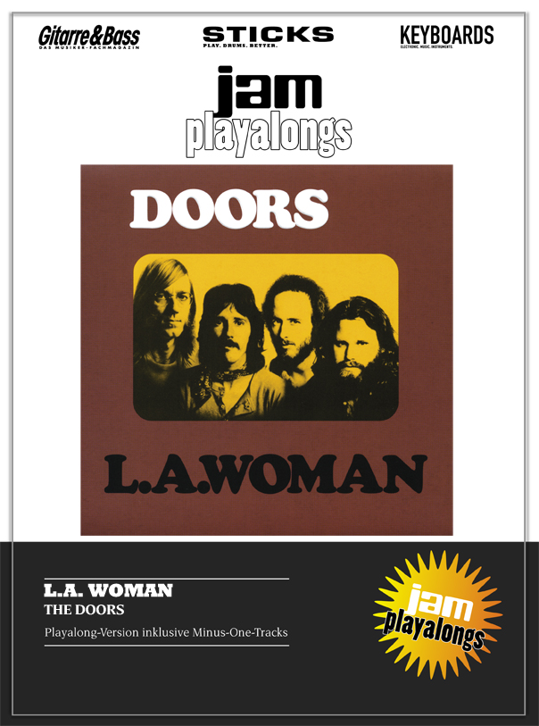 Produkt: L.A. Woman – The Doors