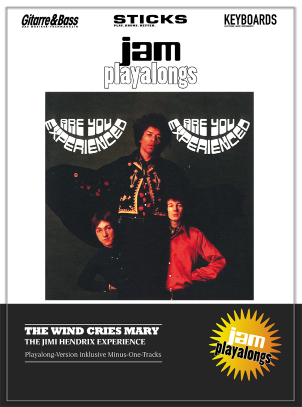 Produkt: The Wind Cries Mary – Jimi Hendrix