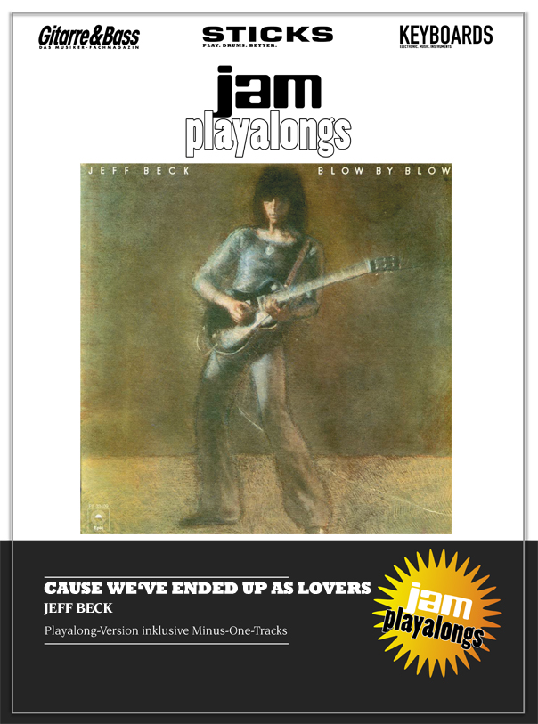 Produkt: Cause We've Ended As Lovers – Jeff Beck
