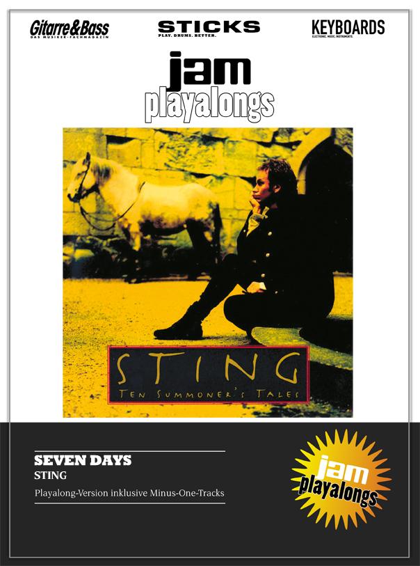 Produkt: Seven Days – Sting