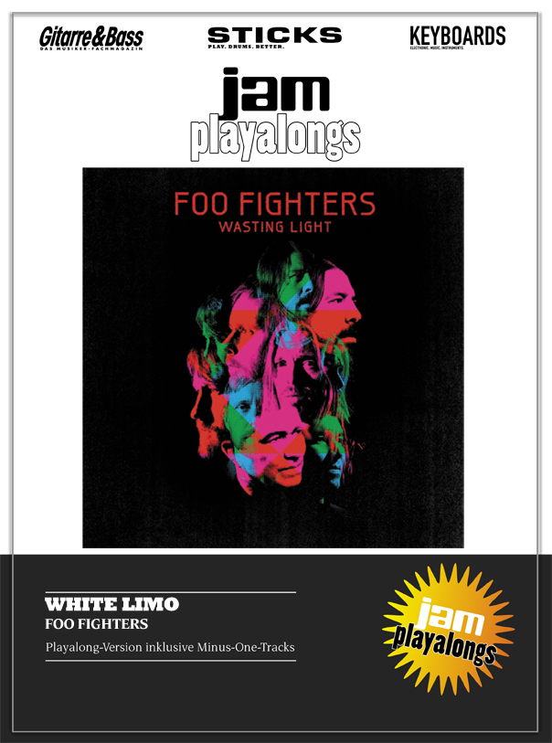 Produkt: White Limo – Foo Fighters