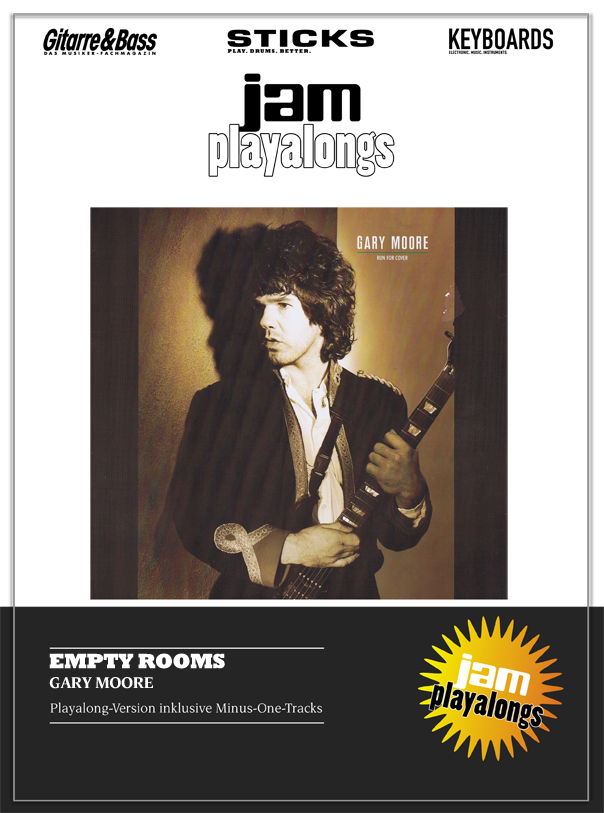 Produkt: Empty Rooms – Gary Moore
