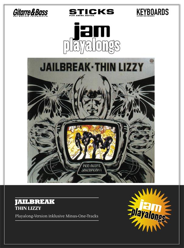 Produkt: Jailbreak – Thin Lizzy