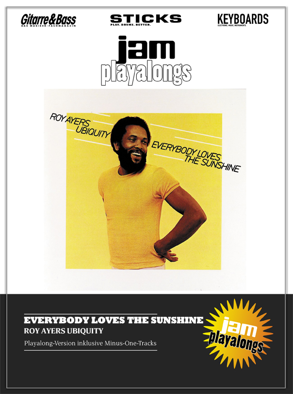 Produkt: Everybody Loves The Sunshine – Roy Ayers Ubiquity