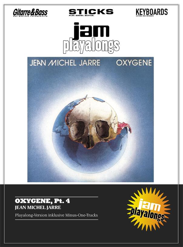 Produkt: Oxygene, Pt. 4 – Jean Michel Jarre
