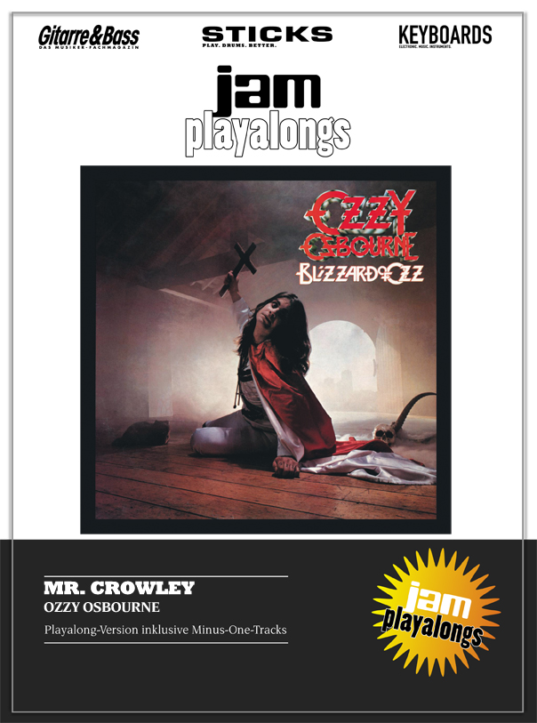 Produkt: Mr. Crowley – Ozzy Osbourne