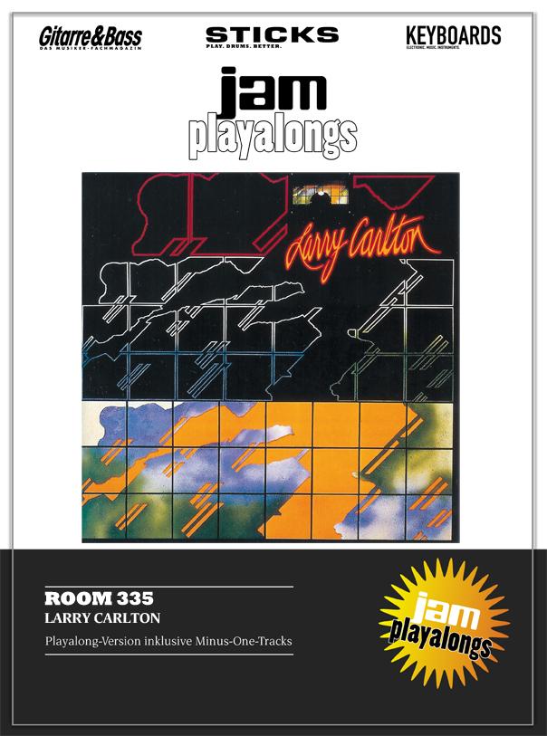 Produkt: Room 335 – Larry Carlton