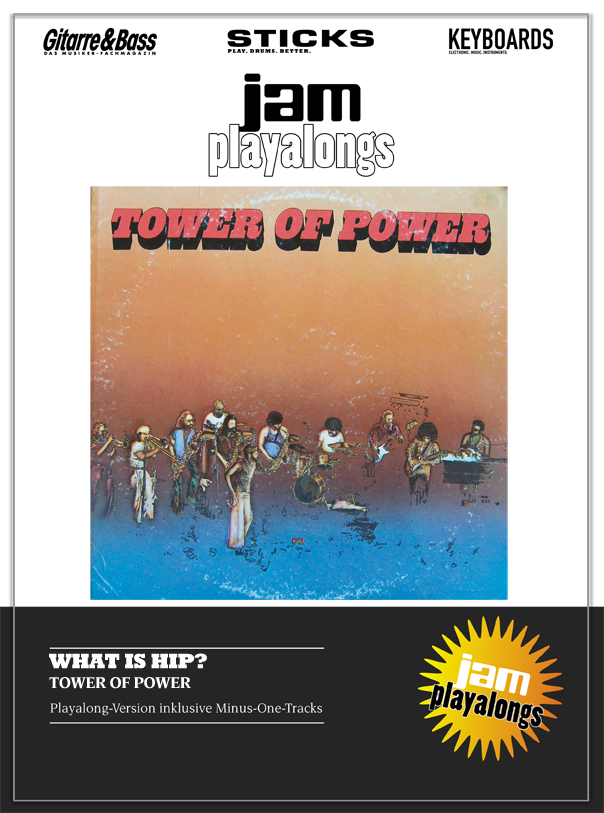 Produkt: What Is Hip? – Tower Of Power