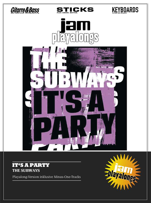 Produkt: It's A Party – The Subways
