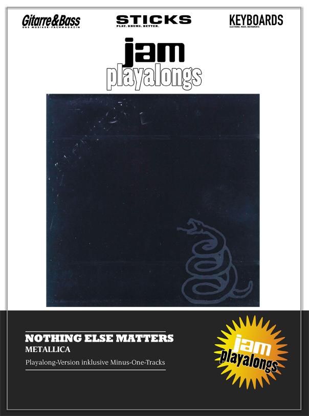 Produkt: Nothing Else Matters – Metallica