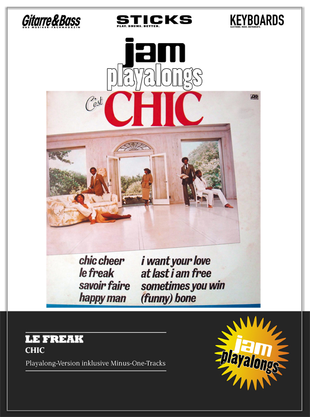 Produkt: Le Freak – Chic