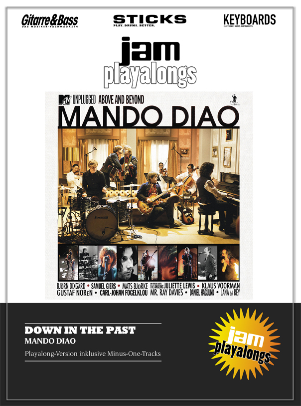 Produkt: Down In The Past – Mando Diao