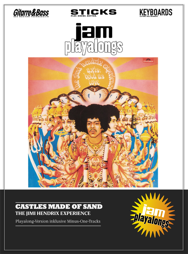Produkt: Castles Made Of Sand – The Jimi Hendrix Experience