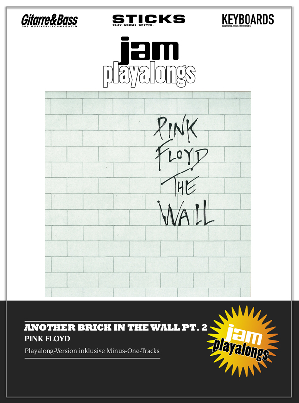 Produkt: Another Brick In The Wall Pt. 2 – Pink Floyd