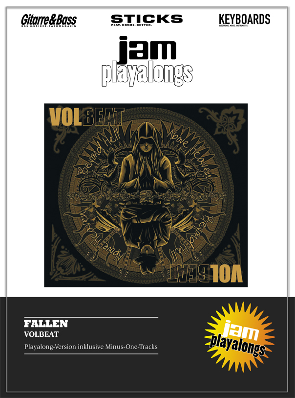 Produkt: Fallen – Volbeat