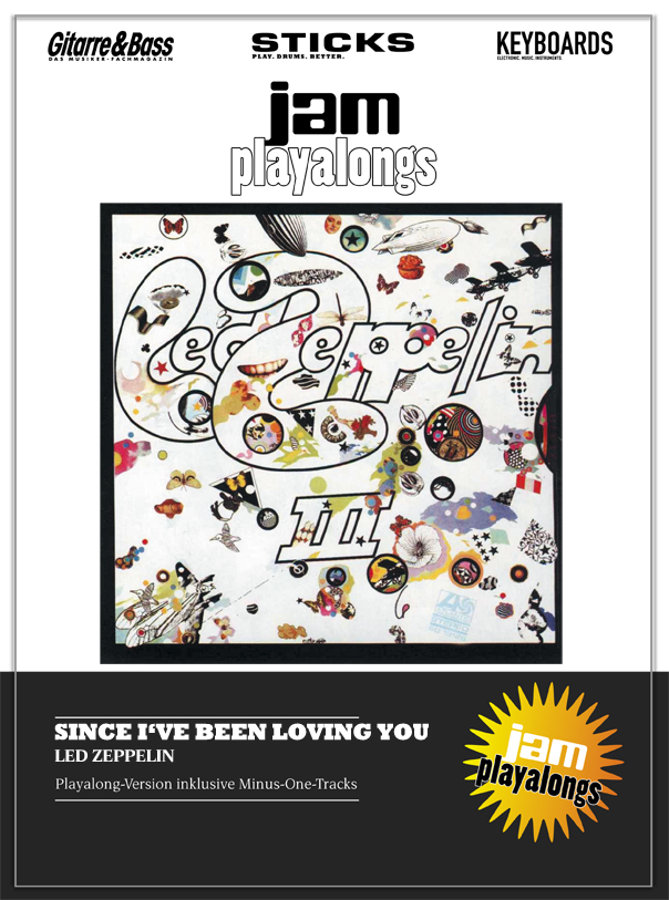 Produkt: Since I've Been Loving You – Led Zeppelin