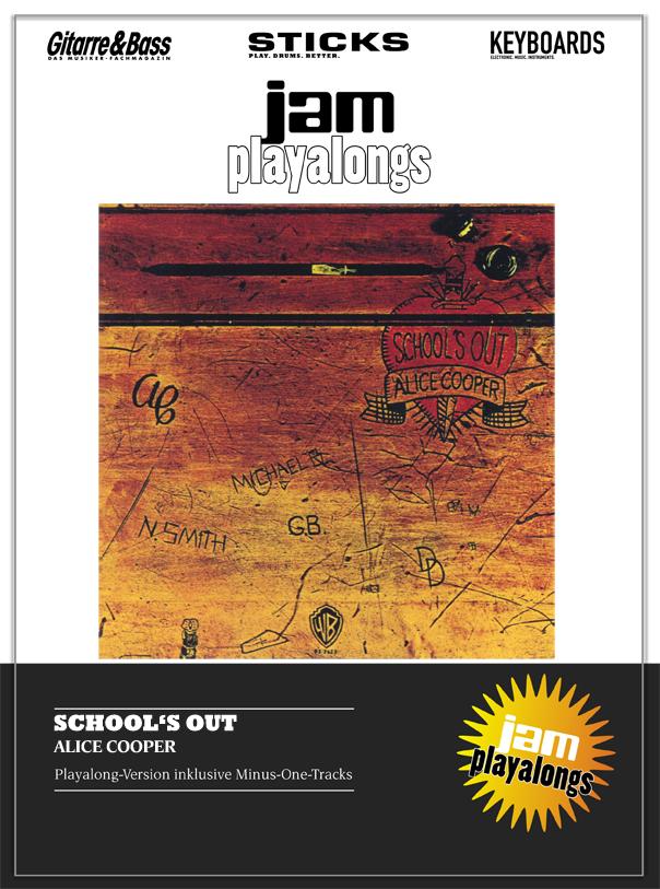 Produkt: School's Out – Alice Cooper