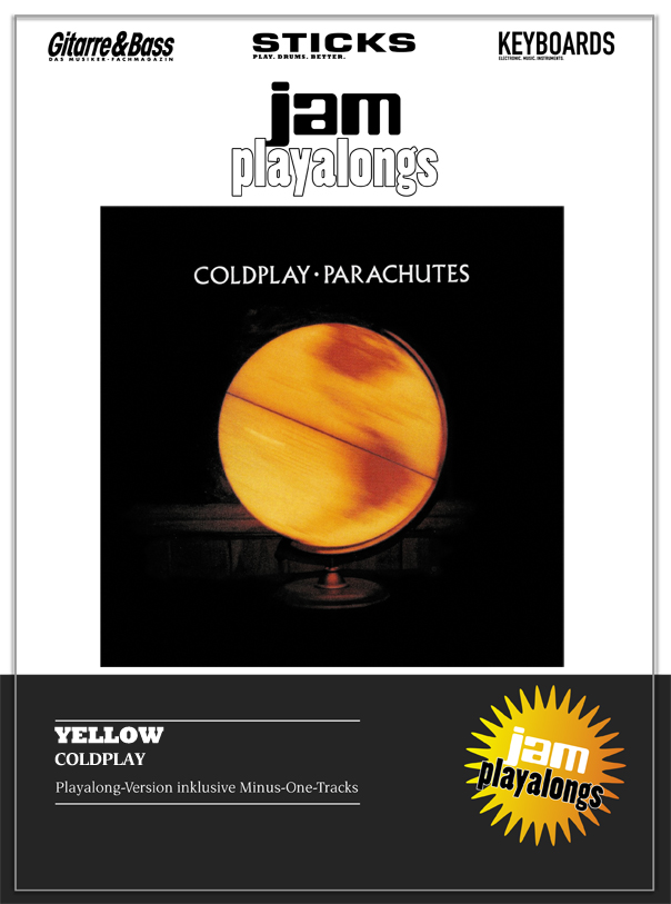 Produkt: Yellow – Coldplay